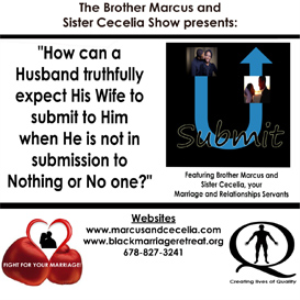How can a Husband truthfully expect His Wife to submit to Him when He is not in submission to Nothing or No one? | Other Files | Presentations