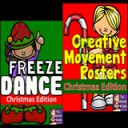 Christmas Creative Movement | Other Files | Everything Else
