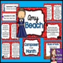 Amy Beech Composer of the Month | Other Files | Everything Else