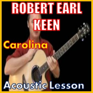 Learn to play Carolina by Robert Earl Keen | Movies and Videos | Educational