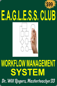 E.A.G.L.E.S.S. Club Workflow Management System | eBooks | Religion and Spirituality