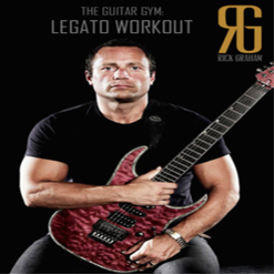 guitar workout series - legato workout