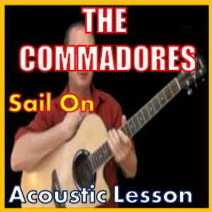 Learn to play Sail On by The Commadores | Movies and Videos | Educational