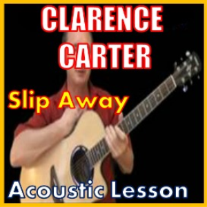 Learn to play Slip Away by Clarence Carter | Movies and Videos | Educational