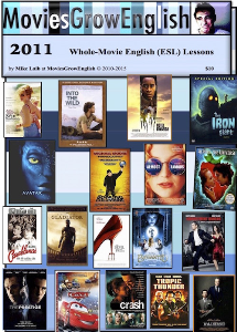 MoviesGrowEnglish MOVIE ESL  LESSON YEARBOOK-2011 | eBooks | Education