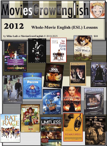 MoviesGrowEnglish MOVIE ESL  LESSON YEARBOOK-2012 | eBooks | Education
