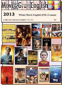MoviesGrowEnglish MOVIE ESL  LESSON YEARBOOK-2013 | eBooks | Education