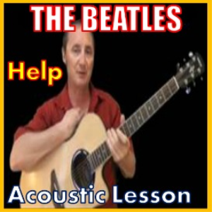 Learn to play Help by The Beatles | Movies and Videos | Educational