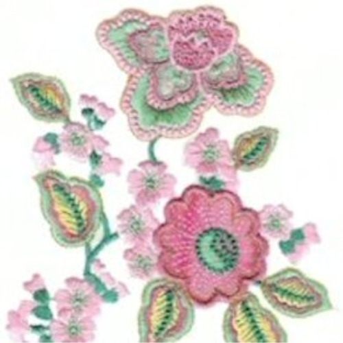 First Additional product image for - Applique Elegance Collection XXX
