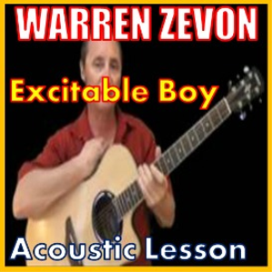 Learn to play Excitable Boy by Warren Zevon | Movies and Videos | Educational