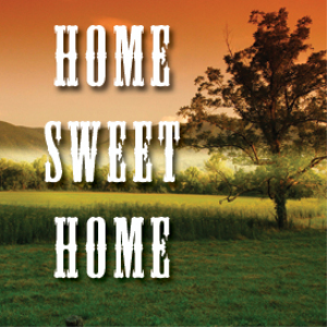 home sweet home full speed backing track