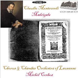 Monteverdi: Madrigals - Chorus/Orchestra of Lausanne/Corboz | Music | Classical