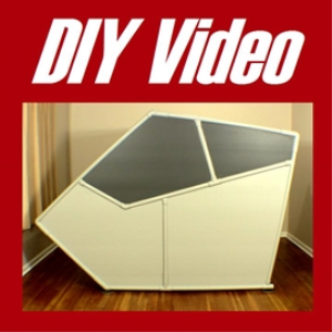 DIY Flight Sim Pod | Movies and Videos | Educational
