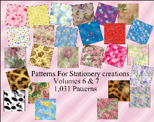 paint shop pro patterns vol 6 - 7 made by sophia delve