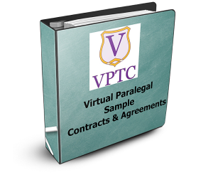 virtual paralegal contracts & agreements - ebook