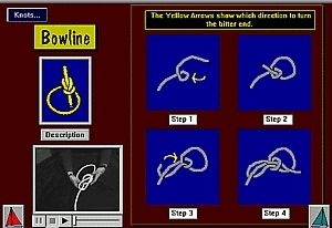 Apps4Sailing Learn to Tie Knots | Software | Mobile