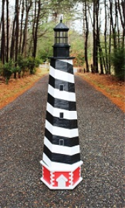 cape hatteras lighthouse plans