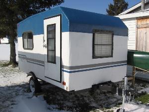 homemade camper plans