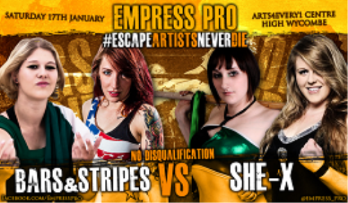 First Additional product image for - Empress Pro - Escape Artists Never Die (2015-01-17)