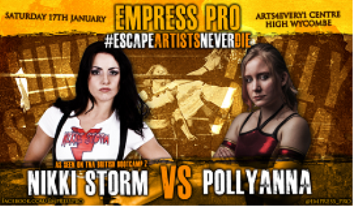 Second Additional product image for - Empress Pro - Escape Artists Never Die (2015-01-17)