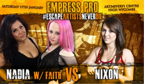 Fourth Additional product image for - Empress Pro - Escape Artists Never Die (2015-01-17)