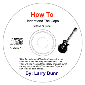 How To Understand The Capo For Guitar. | Movies and Videos | Educational