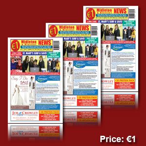 Midleton News January 21 2015 | eBooks | Periodicals