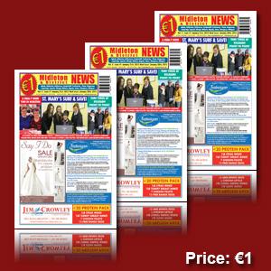 Midleton News January 21 2015 | eBooks | Periodicals