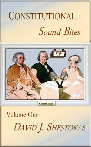 constitutional sound bites, volume 1