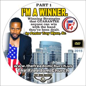 i'm a winner (dvd)