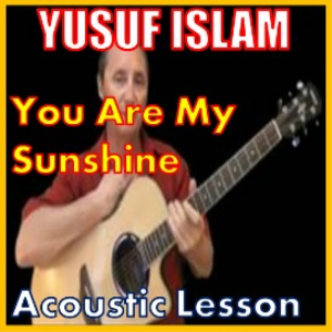 Learn to play You Are My Sunshine by Cat Stevens | Movies and Videos | Educational