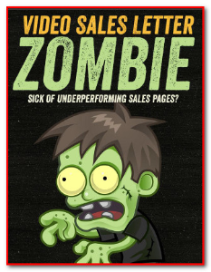 video sales letter zombie