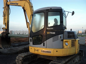 komatsu pc78 mr6 service repair manual workshop