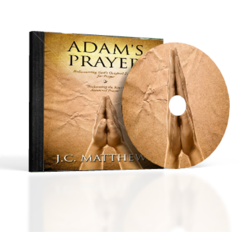 First Additional product image for - Adam's Prayer  - 4 Part Teaching Series