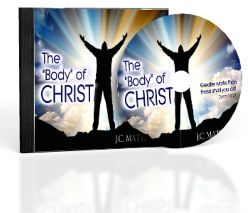 First Additional product image for - The Body of Christ - 2 part Series