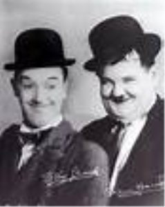 laurel and hardy, any old port