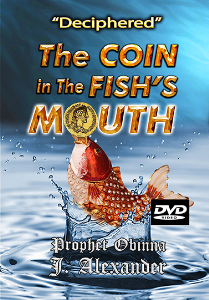 """deciphered"" The Coin In The Fish's Mouth 