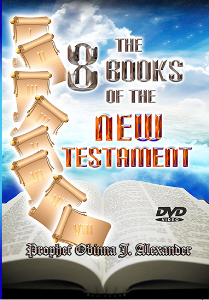 the eight books of the new testament