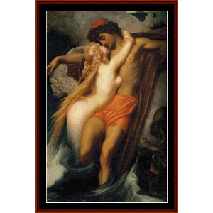 Venus - Leighton cross stitch pattern by Cross Stitch Collectibles | Crafting | Cross-Stitch | Wall Hangings