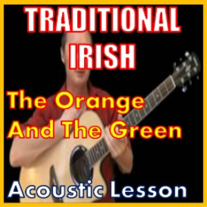 learn to play the orange and the green - irish traditional