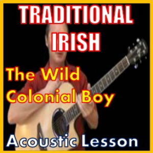 Learn to play The Wild Colonial Boy - Irish Trditional | Movies and Videos | Educational