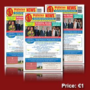 Midleton News January 28 2015 | eBooks | Periodicals