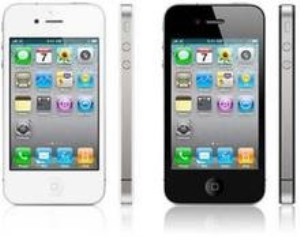 apple iphone 4 black  smartphone 32gb factory unlocked