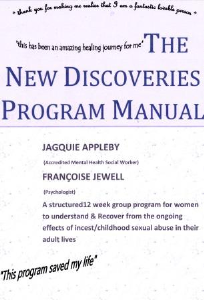 new discoveries program manual