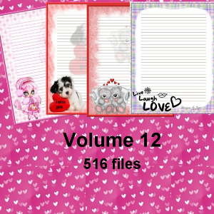 Volume 12 | Crafting | Paper Crafting | Other