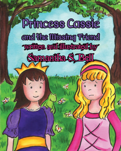 Princes Cassie and the Missing Friend | eBooks | Children's eBooks
