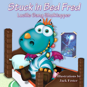 Stuck in Bed Fred | eBooks | Children's eBooks