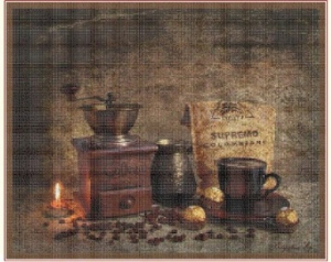 Coffee (Kava) | Crafting | Cross-Stitch | Other
