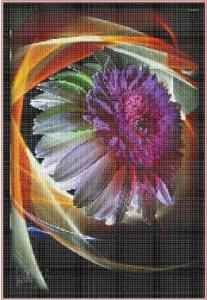 Fantazie 1 | Crafting | Cross-Stitch | Floral