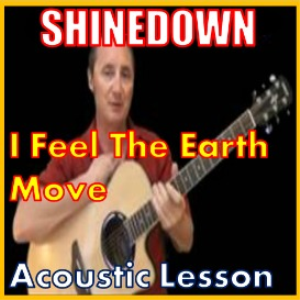 Learn to play I Feel The Earth Move by Shinedown | Movies and Videos | Educational